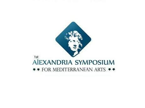 Alexandria symposium logo